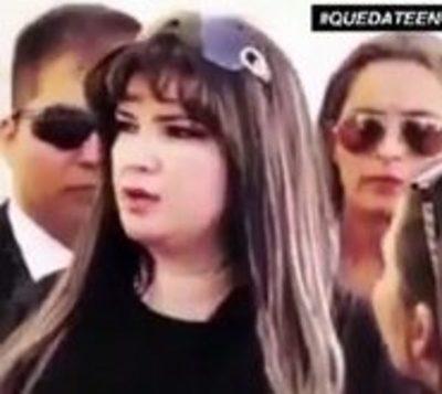 Orden de captura internacional para Dalia López