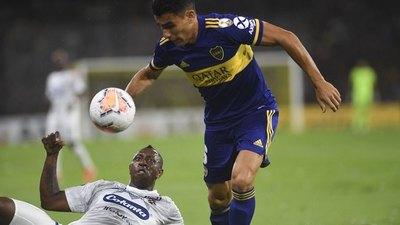 Boca quiere a Junior Alonso de manera definitiva
