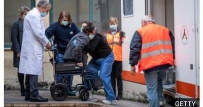Coronavirus: Italia alcanza un nuevo récord al registrar 627 muertos por covid-19 en un día