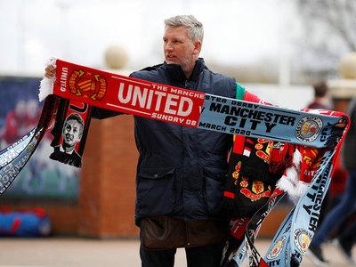 Los poderosos de Manchester se unen por una buena causa