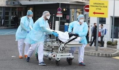 Italia registró otras 793 muertes en las últimas 24 horas