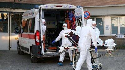 Nuevo récord en Italia: 793 muertos por coronavirus en un día