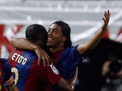 Excompañeros de Ronaldinho lo recuerdan y saludan por su cumpleaños