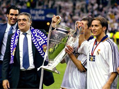 El expresidente del Real Madrid es una de las víctimas del coronavirus