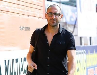 Sergio Orteman y los trabajos caseros en San Lorenzo