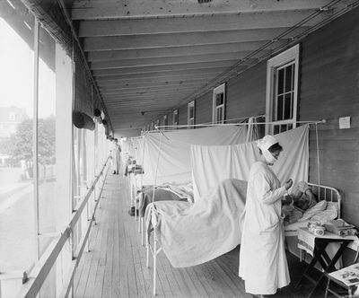 La Gripe Española llega al Paraguay: 1918