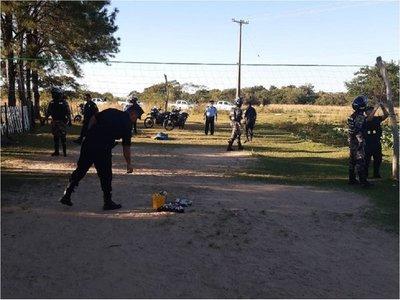 Detenidos por jugar voley y tomar bebidas alcohólicas en plena pandemia