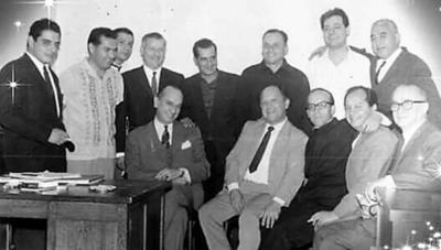 Un locutor que hizo carrera en Buenos Aires y algunos programas de antaño