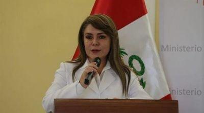 Crisis en Perú por el coronavirus: fulminante destitución de la ministra de Salud