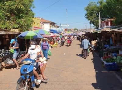 Acatamiento parcial en Concepción y en el Chaco siguen tareas