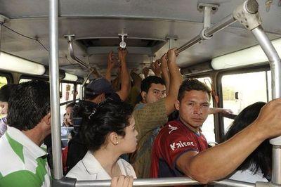 Ante medidas por coronavirus, establecen nuevos horarios de circulación de buses