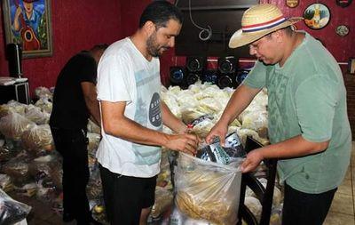 Seccionaleros quieren apropiarse de la distribución de kits de alimentos