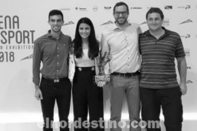 Jóvenes innovadores argentinos crearon un respirador artificial de bajo costo para combatir al coronavirus