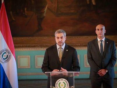 Abdo Benítez presentará mañana ley de emergencia