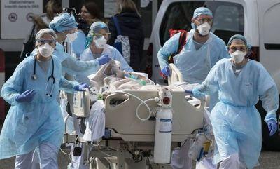 Más de 14.000 muertos por coronavirus en el mundo