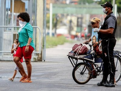 Brasil inyecta USD 11.000 millones en economía contra crisis del coronavirus