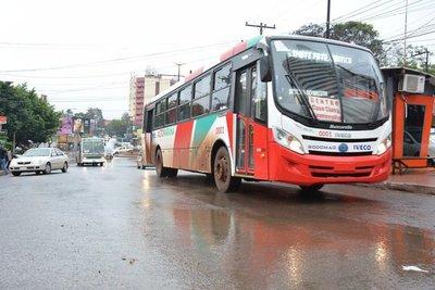Ciudad del Este: transporte público queda suspendido hasta el 28 de marzo