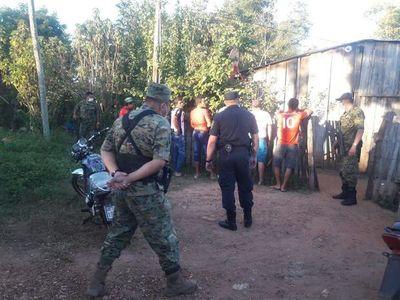 En Concepción, detienen a varios irresponsables que no cumplen con restricciones por covid-19