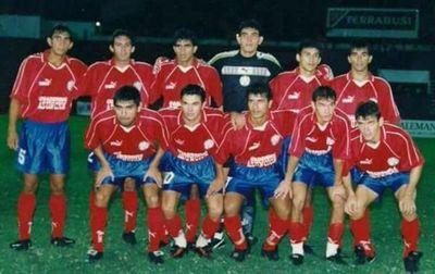 Un día como hoy: paraguayos en Copa