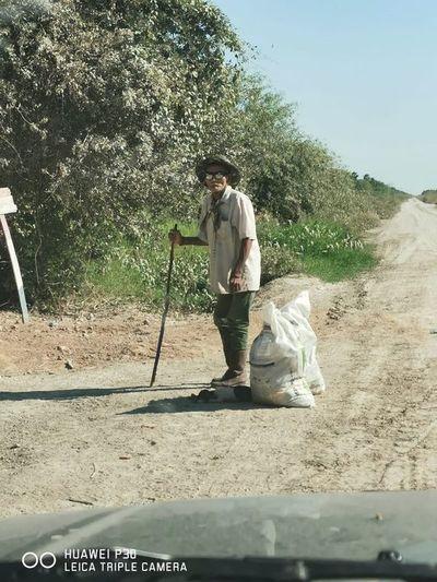 """Consternación ciudadana en el Chaco por la muerte de """"Moro Vai"""""""