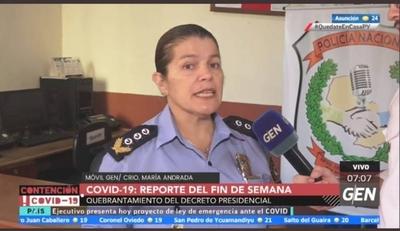 HOY / Fin de semana con 344 aprehendidos y llamadas rebosan la capacidad de 911