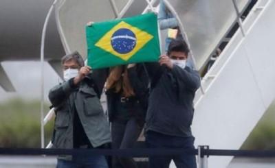Brasil amanece con 25 muertos y más de 1.500 infectados