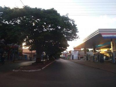 Ciudad del Este amanece sin transporte público