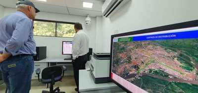 Los 10 pozos en zonas críticas funcionarán desde la semana que viene, afirma la Essap