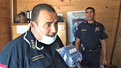 Fin de semana deja 14 personas detenidas en Boquerón, vinculadas a desacato de decreto