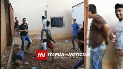 IDENTIFICAN A INADAPTADOS QUE NO RESPETARON RESTRICCIONES EN MARÍA AUXILIADORA