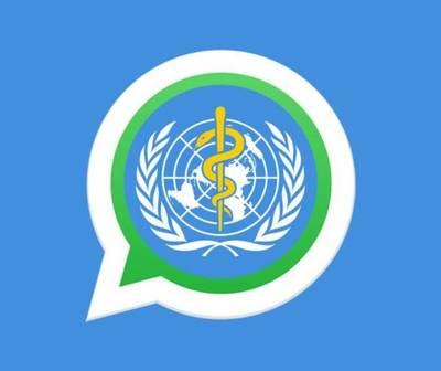 OMS habilita WhatsApp para contestar preguntas sobre COVID-19