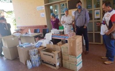 Junta de Minga aprueba compra de insumos y kit´s de alimentos