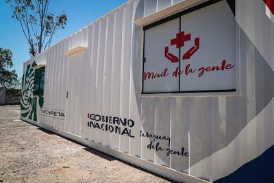 Instalarán consultorios móviles en hospitales de Limpio, San Lorenzo y Lambaré