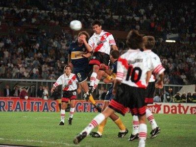 23 años del gol de Celso Ayala con que River remontó un partido imposible