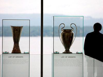 La UEFA aplaza las finales de sus competencias de clubes