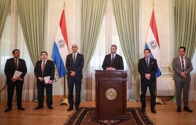 Ejecutivo presentó el proyecto de Ley de Emergencia Financiera