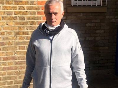 José Mourinho y su lado solidario