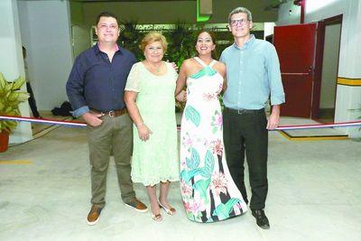 """Brindis inaugural de """"Don Julián"""""""