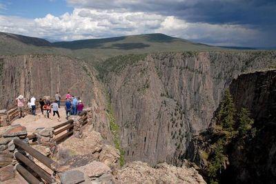 Los parques nacionales, imán de turismo en EE.UU.