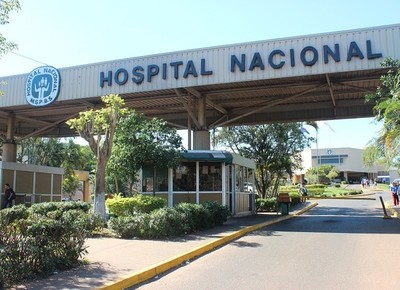Hospital Nacional de Itauguá alistándose para recibir a pacientes con Covid-19