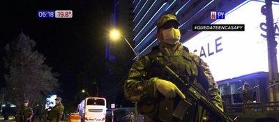 Paraguayos que vinieron de Brasil en cuarentena en un hotel capitalino