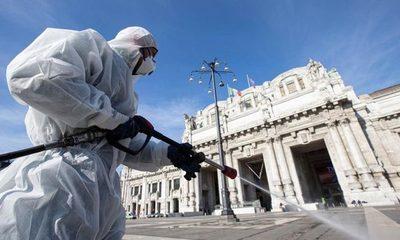 """Embajador paraguayo en Italia: """"Desde la Segunda Guerra Mundial no se vivía lo que está pasando en Europa"""""""
