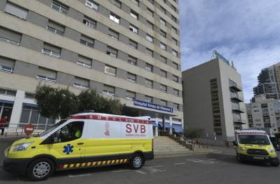 España registra 514 decesos, la mayor cantidad de muertes en un día en el país ibérico