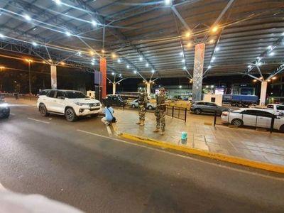 Gobierno dispone cierre de fronteras desde hoy hasta el domingo