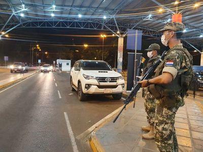 Médicos piden el cierre total de frontera en Ciudad del Este