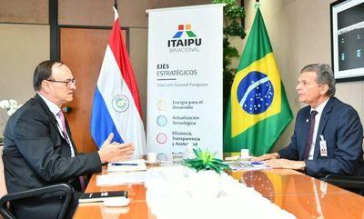 ITAIPU refuerza acciones binacionales para proteger la salud y garantizar producción de energía eléctrica