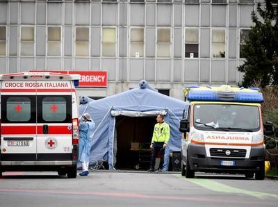 Más de 6.000 muertos en Italia por el coronavirus