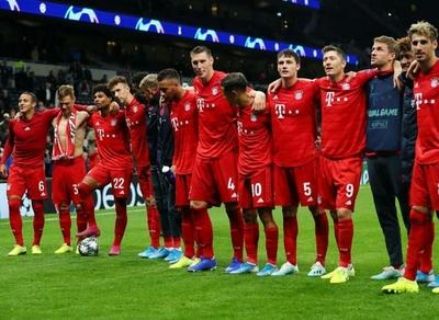 Jugadores del Bayern Múnich aceptan el recorte de su salario