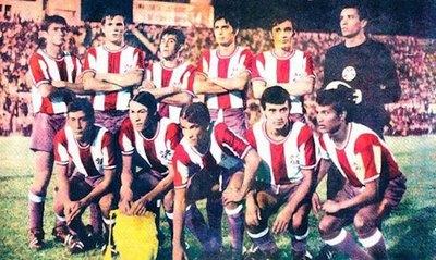 Paraguay, campeón invicto en 1971