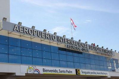 Aeropuertos nacionales cerrados a todo vuelo del exterior hasta el 12 de abril